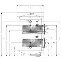Boiler για λέβητες (μέχρι 1000lt)