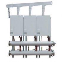 Συστοιχίες λεβήτων φυσικού αερίου-υγραερίου