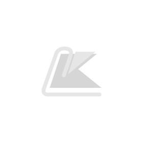ΚΑΜ/ΔΑ ΙΝΟΧ Φ130 1m STEEL FIRE 0,4